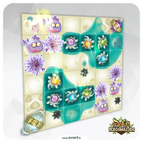 Dofus Krosmaster's Mini board games © 2012-2013