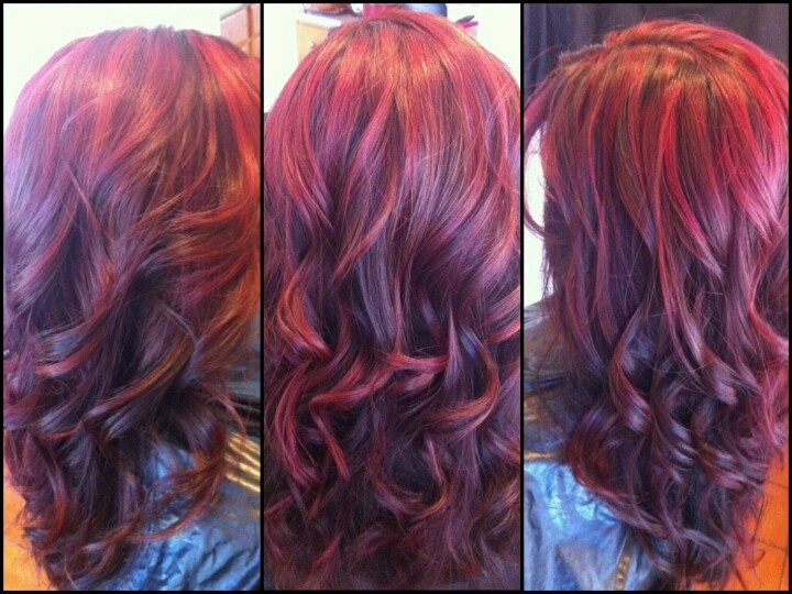 107 Best Hair Images On Pinterest Hair Colours Blorange Hair And