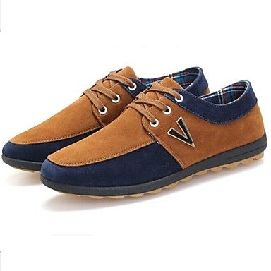 Mens Stylish Canvas Casual Shoes (2 Colours)