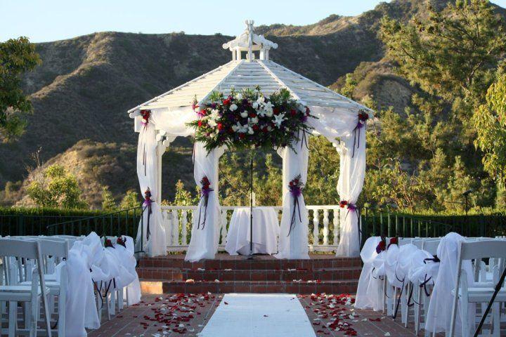 Small Outdoor Wedding Venues