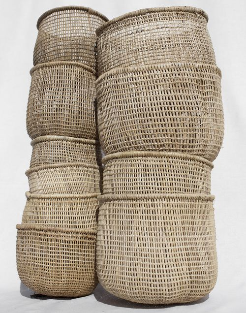 Valentina Hoyos, Colombia ( working with traditional crafters she produces beautiful ecological and ethical home designs) #basketry: