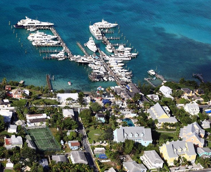 Bahamas Boutique Resort And Marina, Harbour Island, North Eleuthera U2013  Luxury Resort, World Class Marina, Gourmet Dining And Fun All In True  Bahamian Out  ...