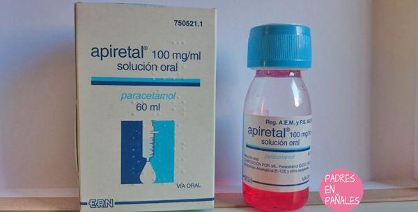 Apiretal es el medicamento por excelencia para los niños. Muchas veces se nos olvida cual es la dosis, te digo como calcularla según su prospecto.