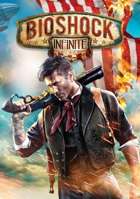 BioShock Infinite - The best game i played i 2013, and one of the most well made games ive ever seen!!