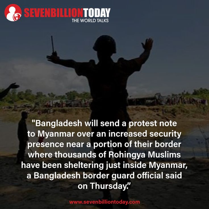 "#NEWSPOLL by H Hope: Do you #vote for #Myanmar's border guards to hold a ""red-flag"" meeting with #Bangladesh's #border guards? Click on the link to #vote and have #YourSay - no sign-up required!  #SevenBillionToday #WorldNews"