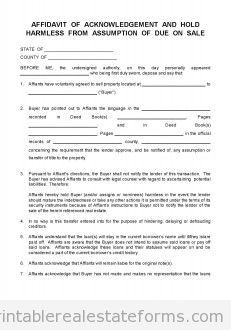 Free CLOSING  0010 DISCLOSURE DUE ON SALE Printable Real Estate Document