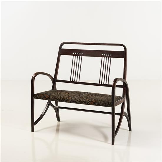 Thonet frèresCanapé model N ° 2511, armchair model N ° 1511 and
