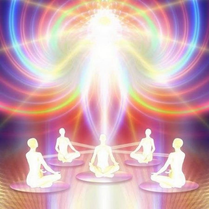 We Are Here As Light ~ The Divine Council of Overseers