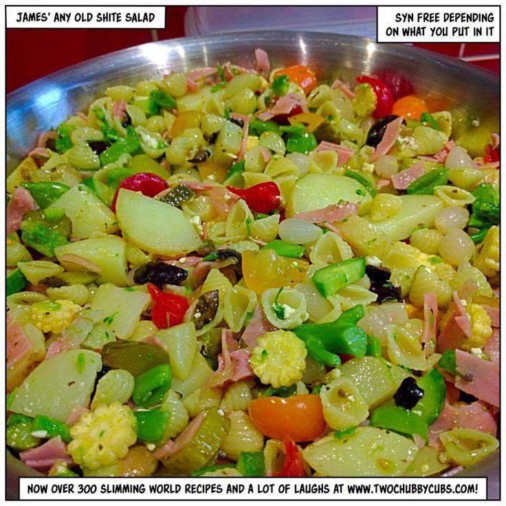 any old shite salad