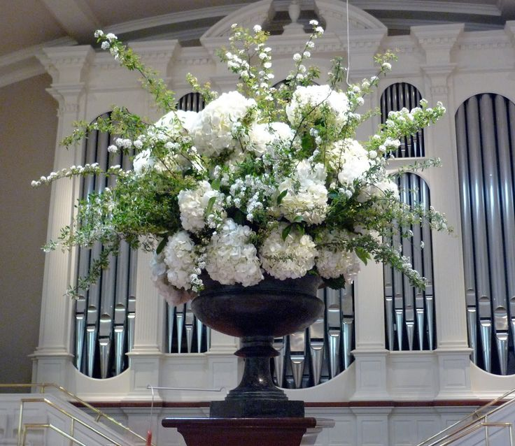 White Wedding Altar: Best 25+ Altar Flowers Ideas On Pinterest
