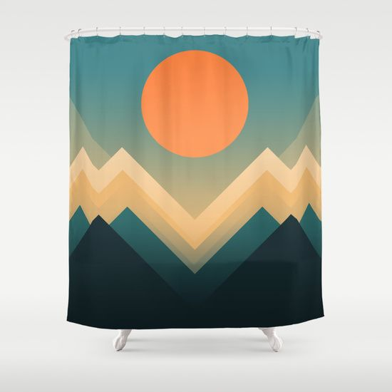 Inca by Budi Kwan #showercurtains #bathroom