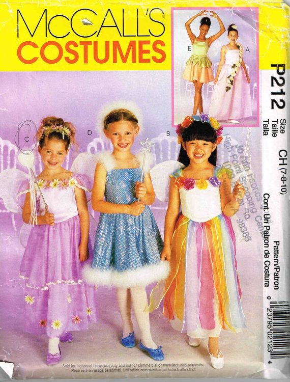 87 best Children Halloween Costumes Sewing Patterns images on ...