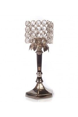 Brighten up your home by adding this golden brass Small crystal lamp #lampsonline #crystallamps #homedecor #brasslamps #decortiveitems #onlinedecorativeitems  Shop here- https://trendybharat.com/golden-brass-small-crystal-lamp-b0113?search=handicraft%20items&page=6