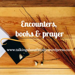 encounters books and prayer