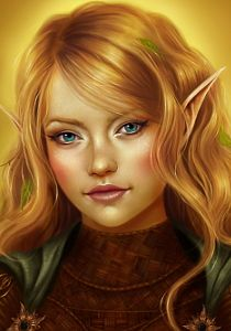 Baldur S Gate Custom Portraits Using Paint