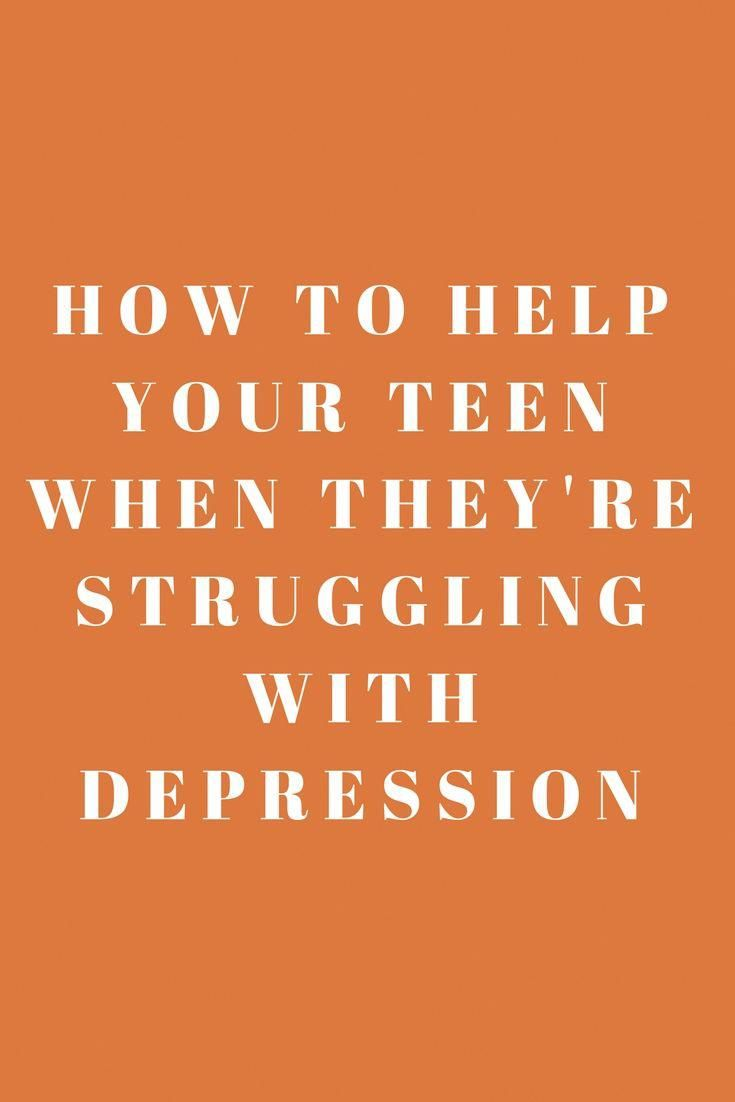 a parent's guide to teen depression and suicide | best treatment for
