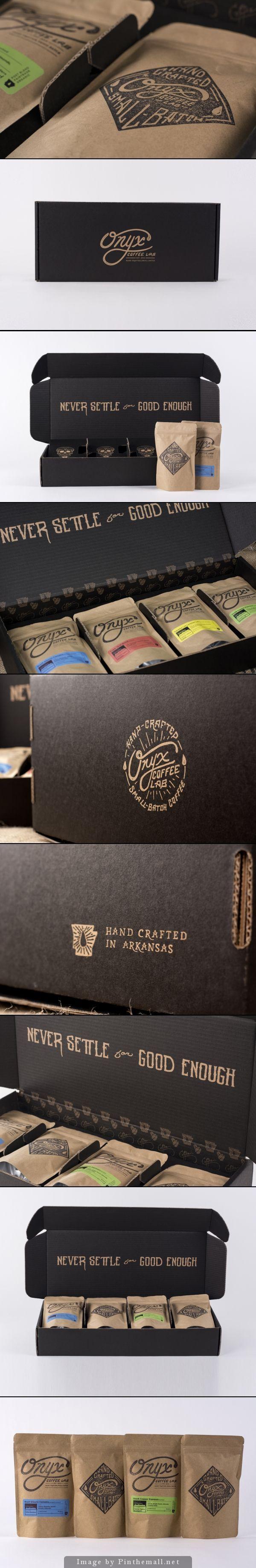 packaging de café diseño