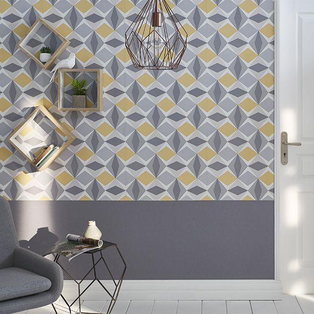 castorama papier bulle un l de papier peint donne des. Black Bedroom Furniture Sets. Home Design Ideas