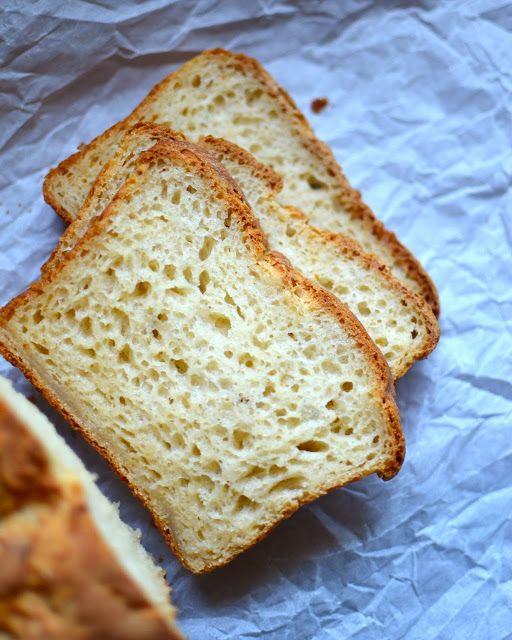 Yammie's Glutenfreedom: The Best Gluten Free White Bread!