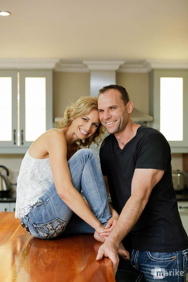 engagement, couple, kitchen, lifestyle