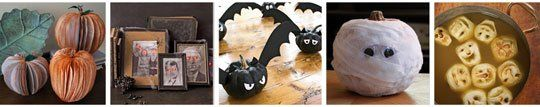 30 DIY Decorations for Halloween