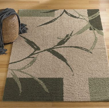 Zen Washable Rectangular Rugs   Jcpenney