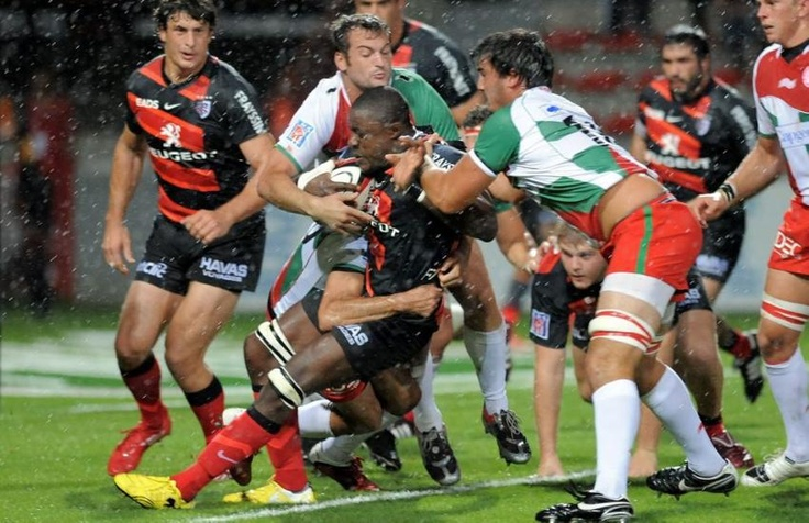 Yannick Nyanga - Keep on going what ever happens...