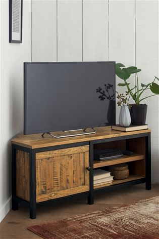Buy Hudson Corner TV Stand from the Next UK online shop