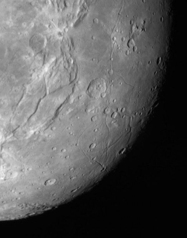 Kerberos Moon Of Plluto: 17 Best Images About Dwarf Planet Pluto's Moons On