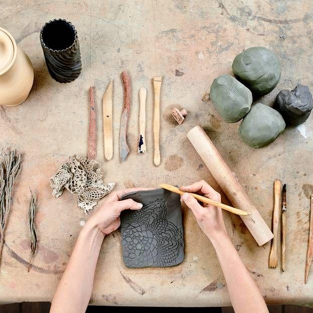 Töpfern: Ideen für selbst gemachte Keramik | Töpfern ideen ...