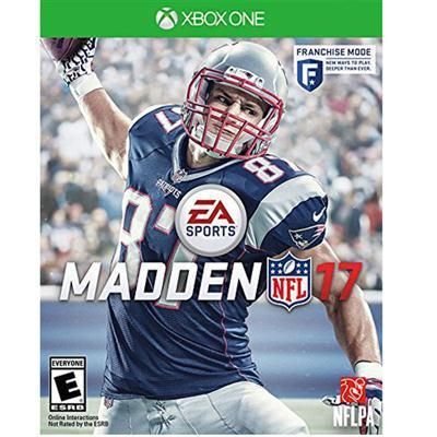 Electronic Arts - Madden NFL 17 XBox One