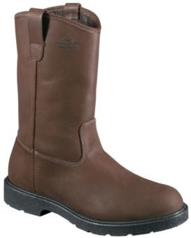 RedHead® Rancher 12'' Waterproof Work Boots for Men - Leather | Bass Pro Shops