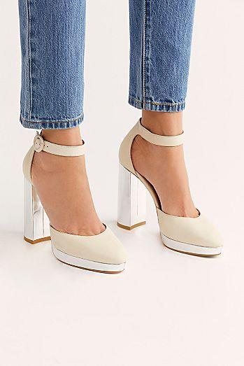 1e395102f Mix & Mingle Platform | Accessories in 2019 | Shoes, Fall shoes ...