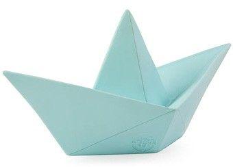 Prächtige mint 'Origami Boot' Nachtlampe Goodnight Light | Kindershop Das Kleine Zebra