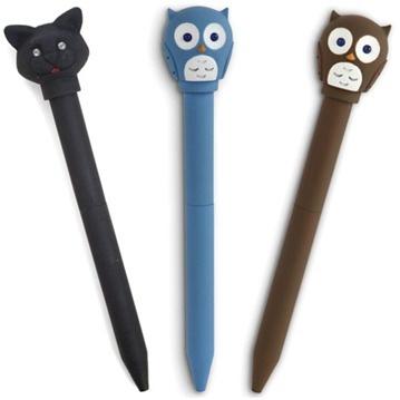 Hoande, jamande och lysande pennor!