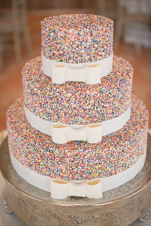 Wedding Inspiration | Wedding Cake