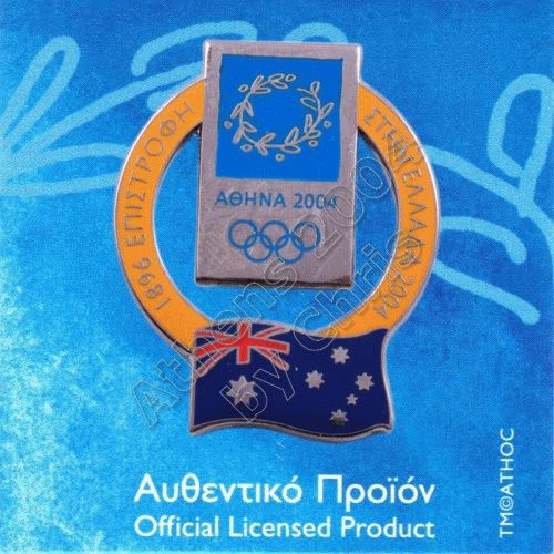 Athens 2004 Olympic Store Countries of 1896 Olympiad  See more: