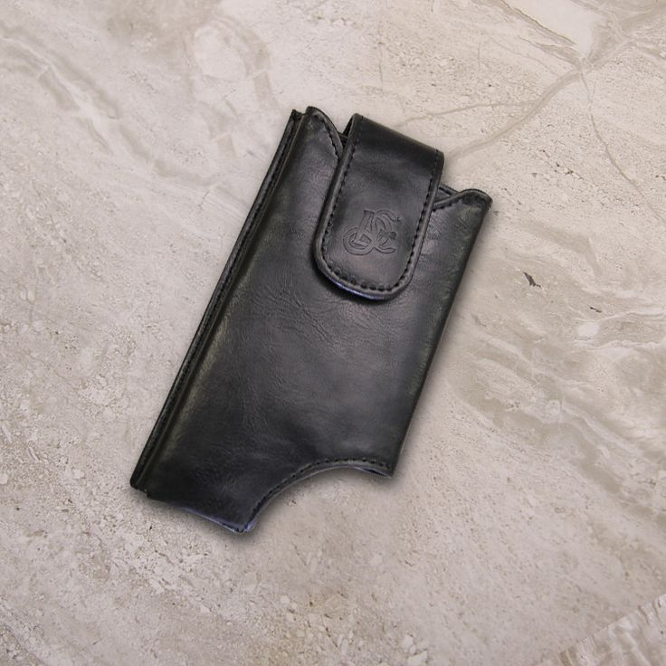 The Original LD West® Wallet Case - Black