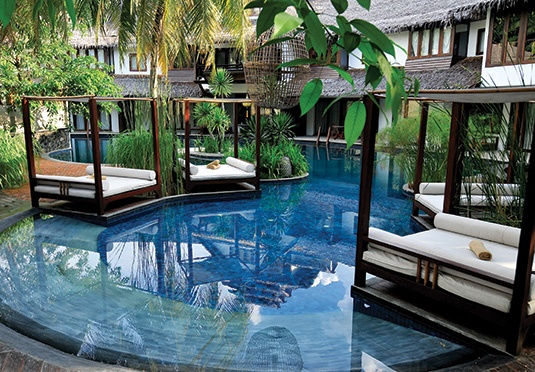Secret Escapes | Save up to 70% on luxury travel | 5* boutique hotel | Villa Samadhi in Kuala Lumpur, Malaysia