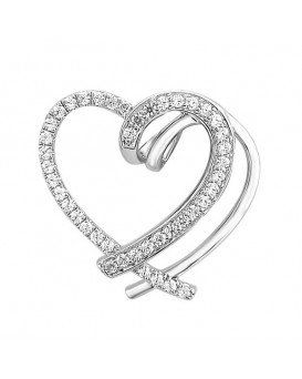 Cor Cruz Diamond Pendant