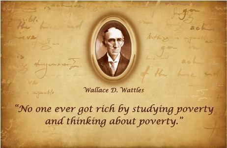Lessons I Learned From Wallace Wattles