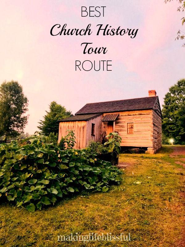 A melhor rota de viagem por história da Igreja e história americana   – Favorite Places & Spaces