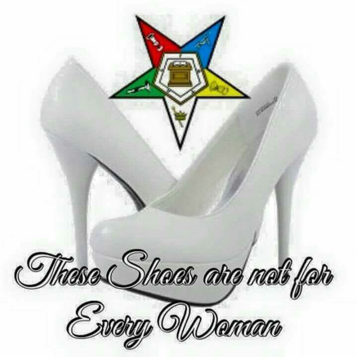 Shoes not for every woman