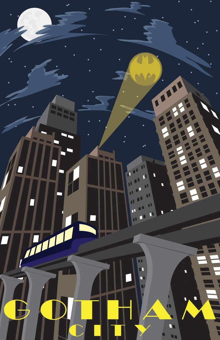 Gotham City (Batman)