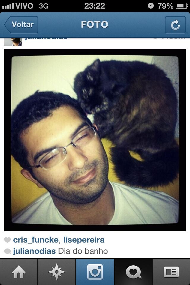 Meus amores, saudades grandes da minha Isabela felina.