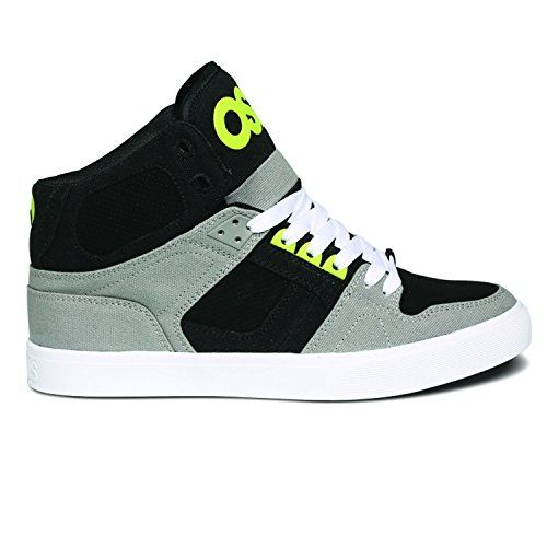 OSIRIS Skateboard Shoes NYC 83 VULC GRAY/LIME - http://on-line-kaufen.de/osiris/osiris-skateboard-shoes-nyc-83-vulc-gray-lime