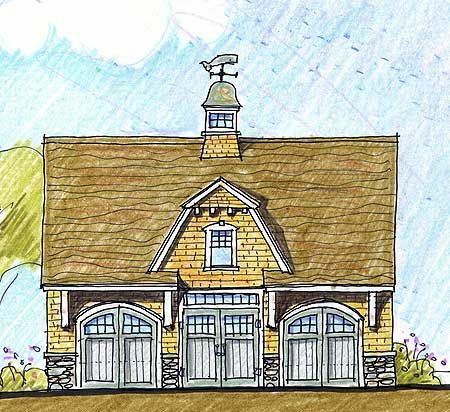 1000 ideas about carriage house garage on pinterest for Carriage house flooring
