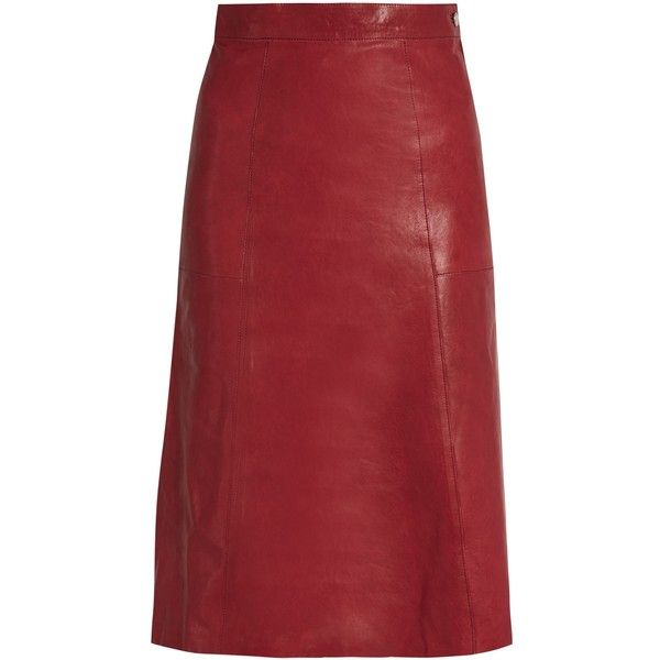 The 25  best Burgundy skirt ideas on Pinterest | Work skirts ...