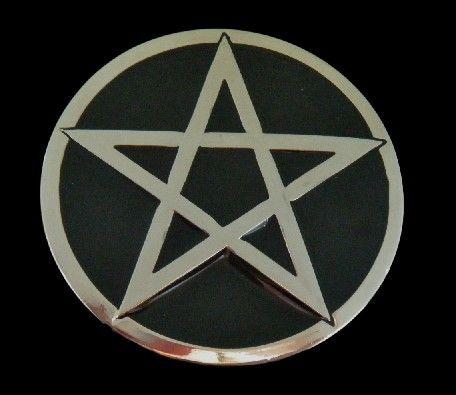 Pentagram Black Star Belt Buckle Buckles #star #starbuckle #starbeltbuckle #coolbuckles #buckle #beltbuckle