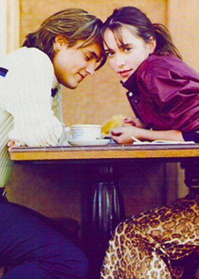 Will Friedle & Jennifer Love Hewitt in Seventeen, 1997 OMG 90S FLASHBACK